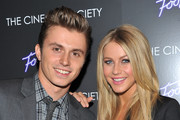 Julianne Hough and Kenny Wormald Photo