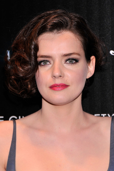 More Pics of Roxane Mesquida Pinned Up Ringlets (1 of 4) - Updos Lookbook - StyleBistro