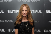 Actress Holly Hunter attends a screening of