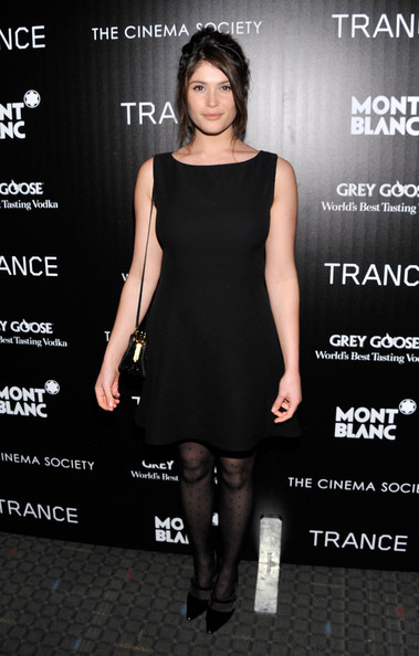 More Pics of Gemma Arterton Little Black Dress (1 of 3) - Gemma Arterton Lookbook - StyleBistro