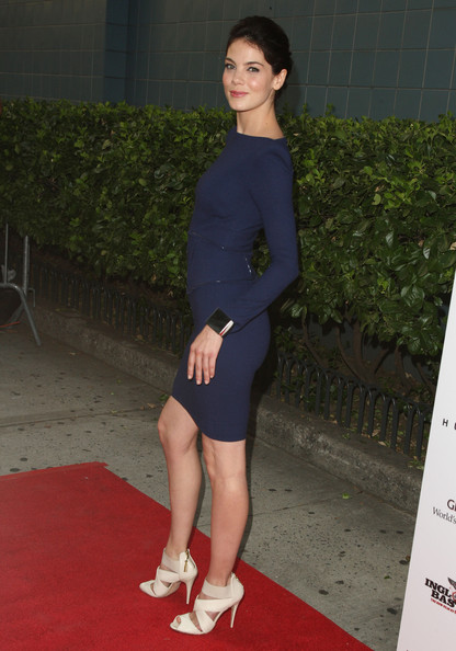 More Pics of Michelle Monaghan Cuff Bracelet (2 of 9) - Michelle Monaghan Lookbook - StyleBistro [inglourious basterds,michelle monaghan,arrivals,screening,new york city,sva theater,the cinema society hugo boss,cinema society screening]