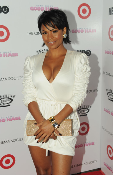 Nia Long Best And Worst Dressed At Good Hair Nyc