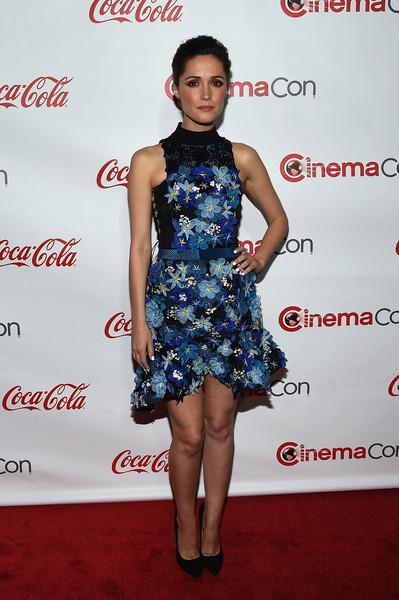 Rose Byrne at The CinemaCon Big Screen Achievement Awards