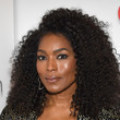 Angela Bassett's Tight Curls