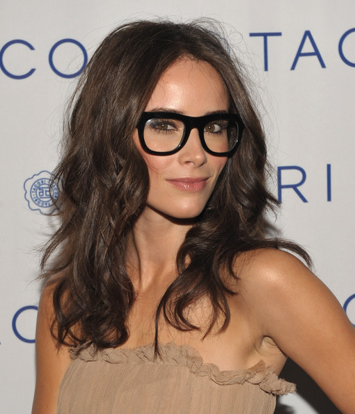 More Pics of Abigail Spencer Gold Chronograph Watch (1 of 8) - Abigail Spencer Lookbook - StyleBistro