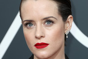 Claire Foy Red Lipstick