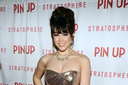 Claire Sinclair Strapless Dress