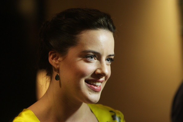 More Pics of Michelle Ryan Lipgloss (1 of 21) - Michelle Ryan Lookbook - StyleBistro