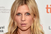 Clemence Poesy Long Wavy Cut