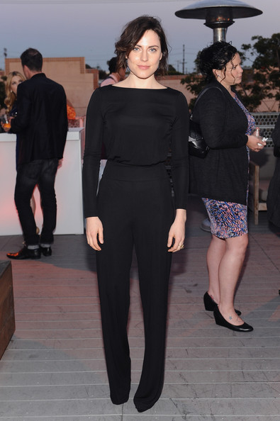 Antje Traue at the 3rd Annual Coach Evening to Benefit Children's Defense Fund
