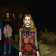 Emma Roberts at Coach
