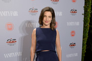 Cobie Smulders Mini Skirt