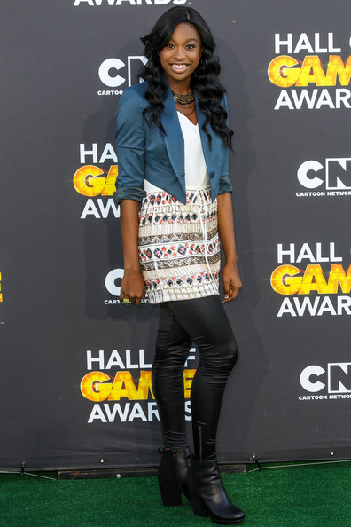Coco Jones Cropped Jacket