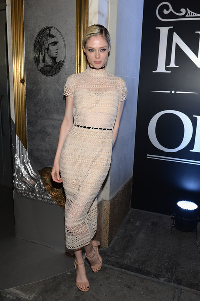 Coco Rocha Lace Dress