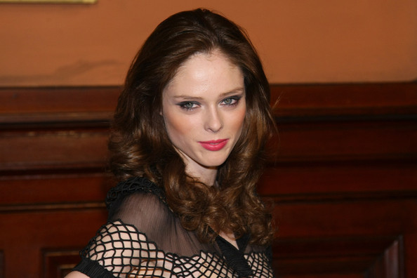 Coco Rocha Long Curls