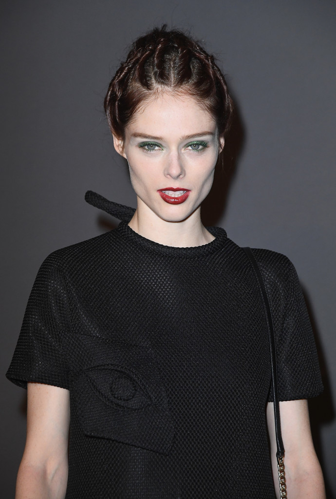 Coco Rocha Makeup Lookbook