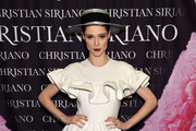 Coco Rocha Mermaid Gown