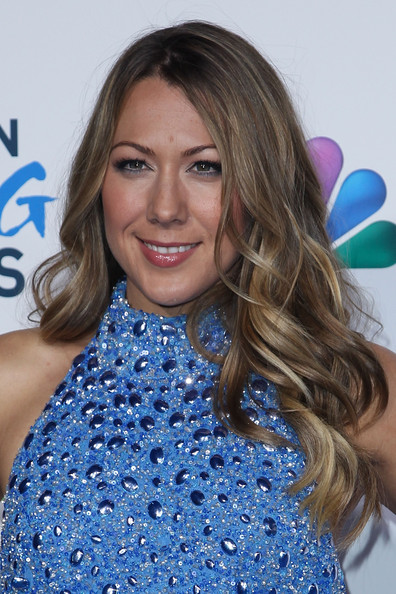 Colbie Caillat Long Curls