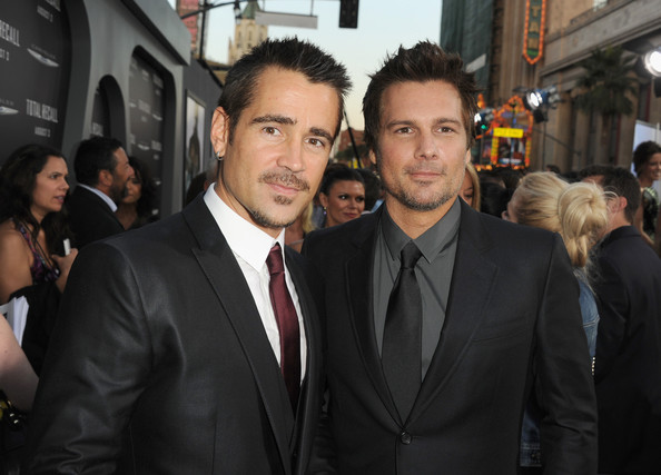 """Premiere Of Columbia Pictures' """"Total Recall"""" - Red Carpet"""