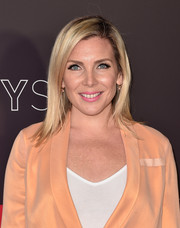 June Diane Raphael sported a simple yet chic layered cut at the Comediennes: In Conversation event.