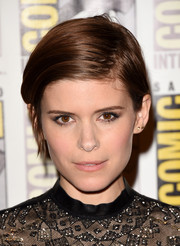 Kate Mara was a cutie at Comic-Con wearing this short side-parted 'do.
