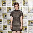 Look of the Day: Kate Mara Pulls Off Intricately Beaded Embroidery