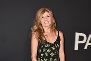 Connie Britton Print Dress