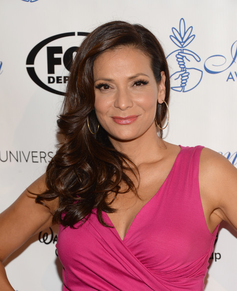 Constance Marie Side Sweep