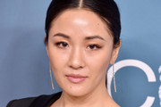 Constance Wu Dangling Diamond Earrings