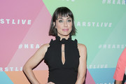 Constance Zimmer Leather Clutch