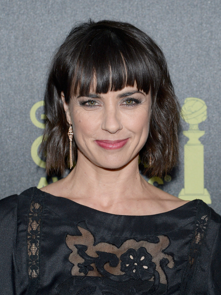 Constance Zimmer Short Cut With Bangs Short Hairstyles