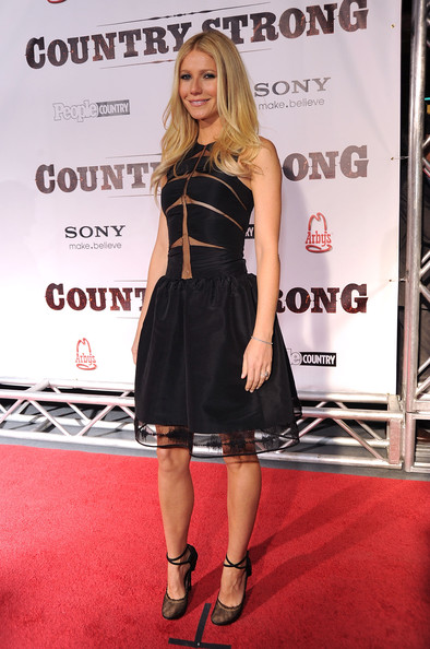 Gwyneth+Paltrow in Country Strong Premiere With Gwyneth Paltrow And Tim McGraw