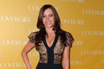 Sofia Vergara Sizzles at the Covergirl Cosmetics 50th Anniversary Party