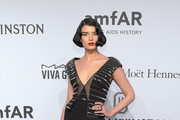 Crystal Renn Evening Dress