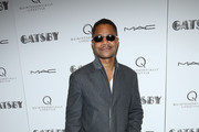 Cuba Gooding Jr. Wool Coat