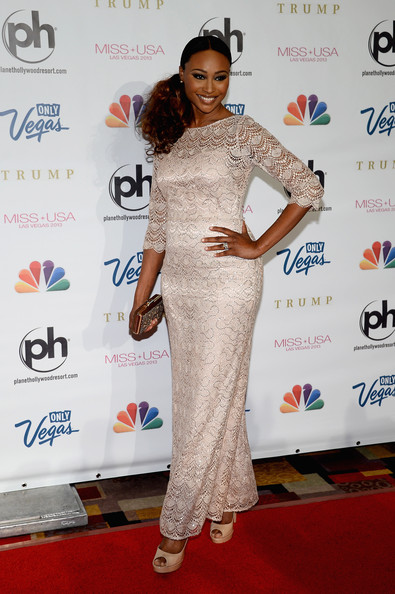 Cynthia Bailey Evening Dress