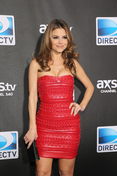 More Pics of Maria Menounos Satin Clutch (2 of 7) - Clutches Lookbook - StyleBistro