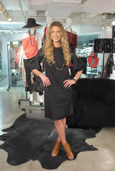 More Pics of Veronica Varekova Little Black Dress (1 of 6) - Veronica Varekova Lookbook - StyleBistro