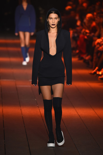 Bella Hadid at DKNY Women's