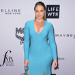 Iskra Lawrence at Daily Front Row's Fashion Media Awards