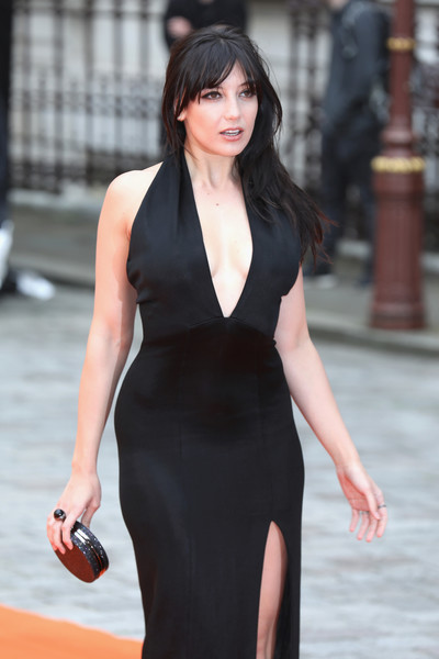 Daisy Lowe Cocktail Ring [clothing,dress,black,little black dress,neck,lady,fashion,beauty,fashion model,cocktail dress,party arrivals,daisy lowe,england,london,royal academy of arts,royal academy summer exhibition,preview party]