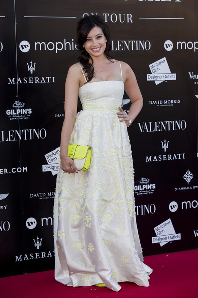 Daisy Lowe Embroidered Dress [dress,clothing,shoulder,gown,strapless dress,hairstyle,premiere,carpet,joint,fashion,red carpet arrivals,rocket,cash,dinner,end,cash rocket,auction,gala dinner,auction,daisy lowe]