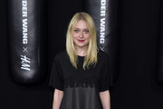 Dakota Fanning Mini Dress