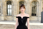 Dakota Johnson Off-the-Shoulder Top