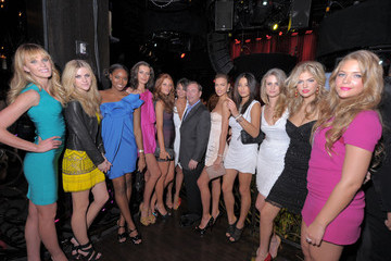 Damaris Lewis Kate Upton SI Swimsuit On Location Hosted By LAX Nightclub