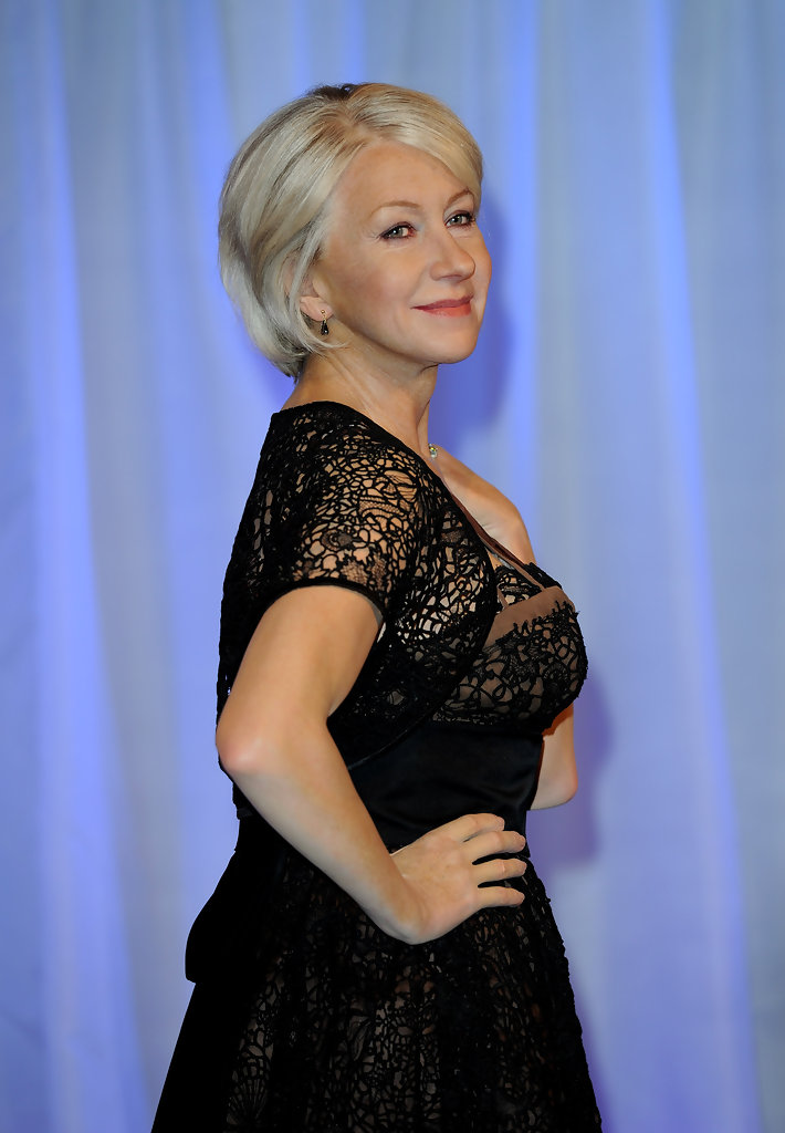 More Pics Of Helen Mirren Bob 2 Of 20 Helen Mirren Lookbook