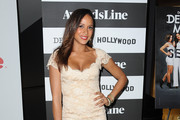 Dania Ramirez Cocktail Dress