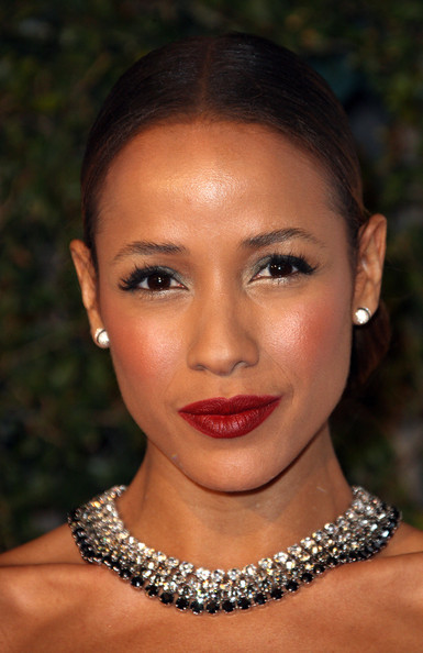 Dania Ramirez Crystal Collar Necklace