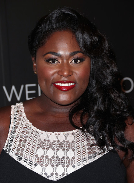 Danielle Brooks Side Sweep