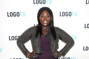 Danielle Brooks Maxi Dress